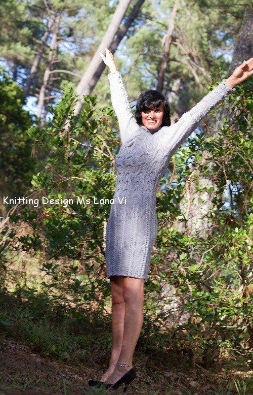Вязаные модели от Ms Lana Vi