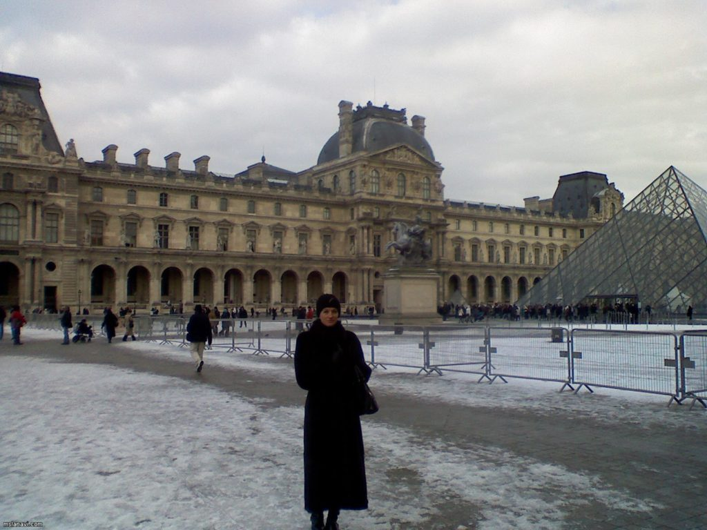 Опять хочу в Париж!..