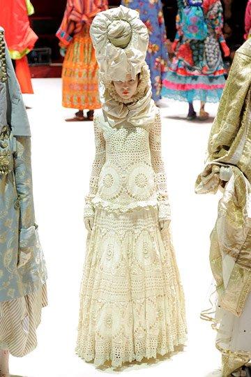 """Модное вязание от Мисссони, 2011 """".  А привлекательные пляжные наряды..."""