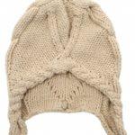 вязаные женские шапки спицами