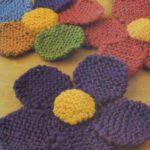 О вязании всегда популярная платочная вязка