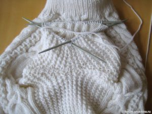 Вязаный шикарный пуловер от Burberry