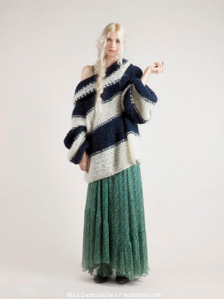 вязаные пуловеры спицами фото