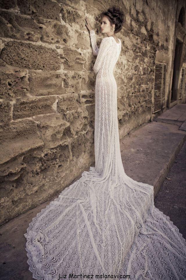 Красивое свадебное платье Liz
