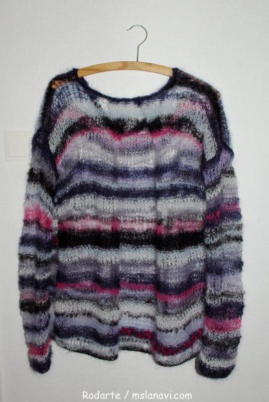 Модное вязание спицами для женщин