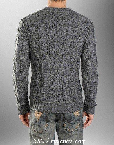 мужские свитера спицами схемы и описание для начинающих