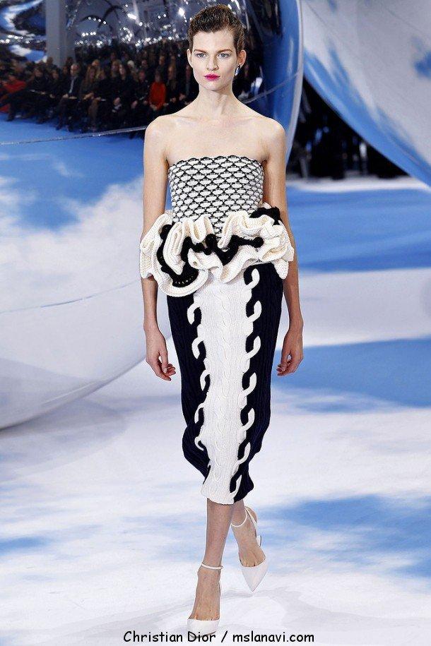 мода новая коллекция от Диор