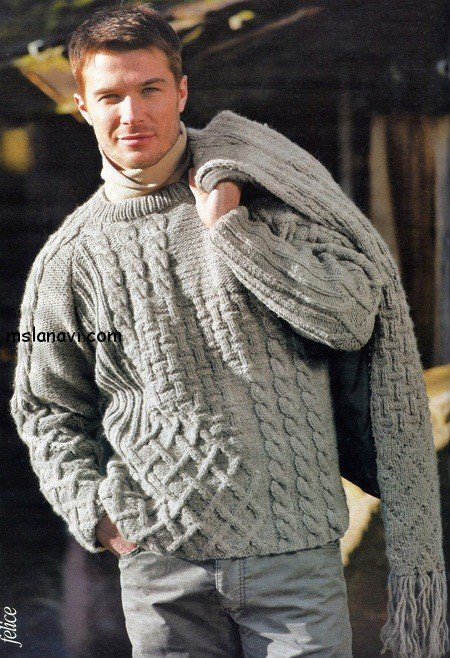 Пуловер для мужчин от Felice