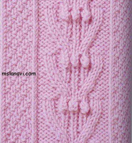 схема для вязания: