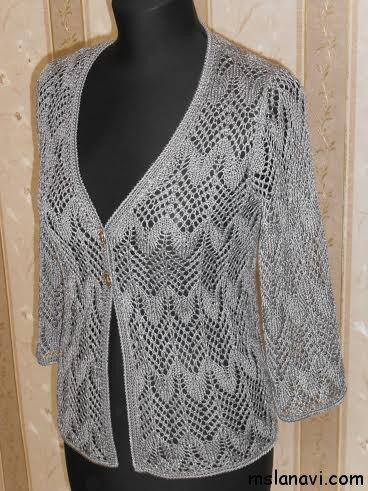 Женские пуловеры от Аллы Стожаровой