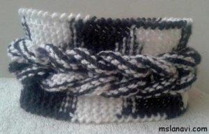 вязаные повязки