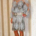 летние платья крючком со схемами