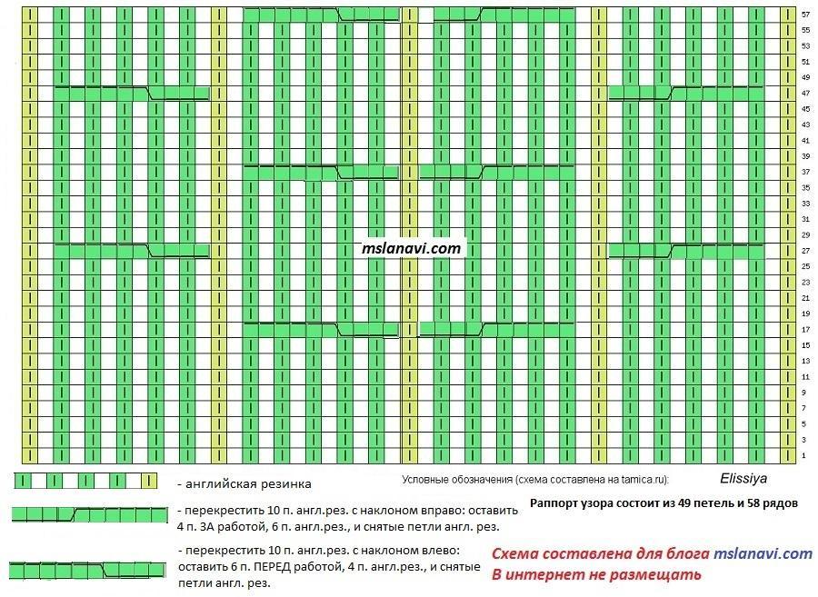 Свитер-английской-резинкой-от-Iris-v-Arnim