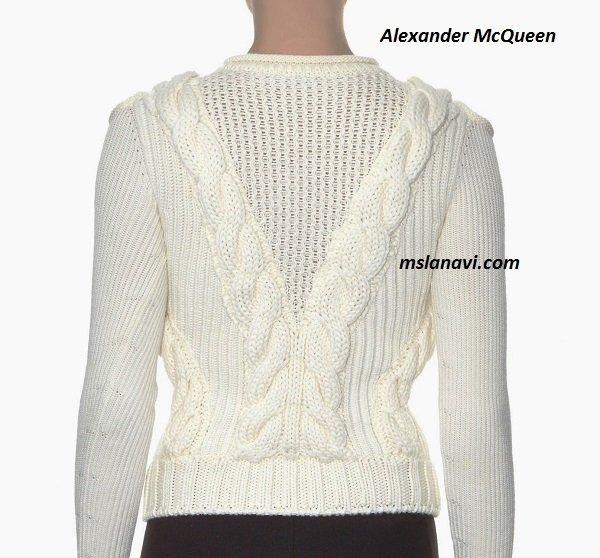 ������� ������ ������� ������� �� Alexander McQueen