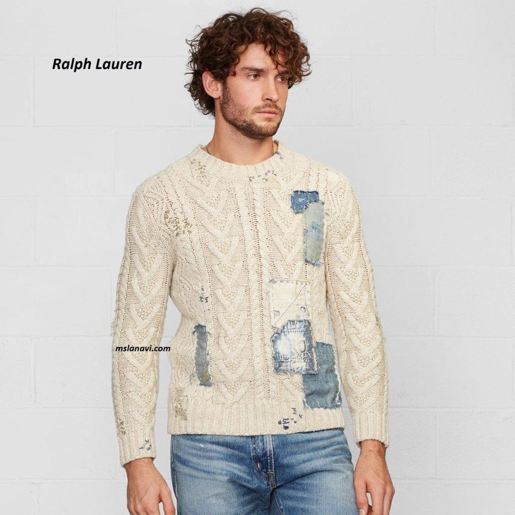 свитер вязаный на мальчиками схема