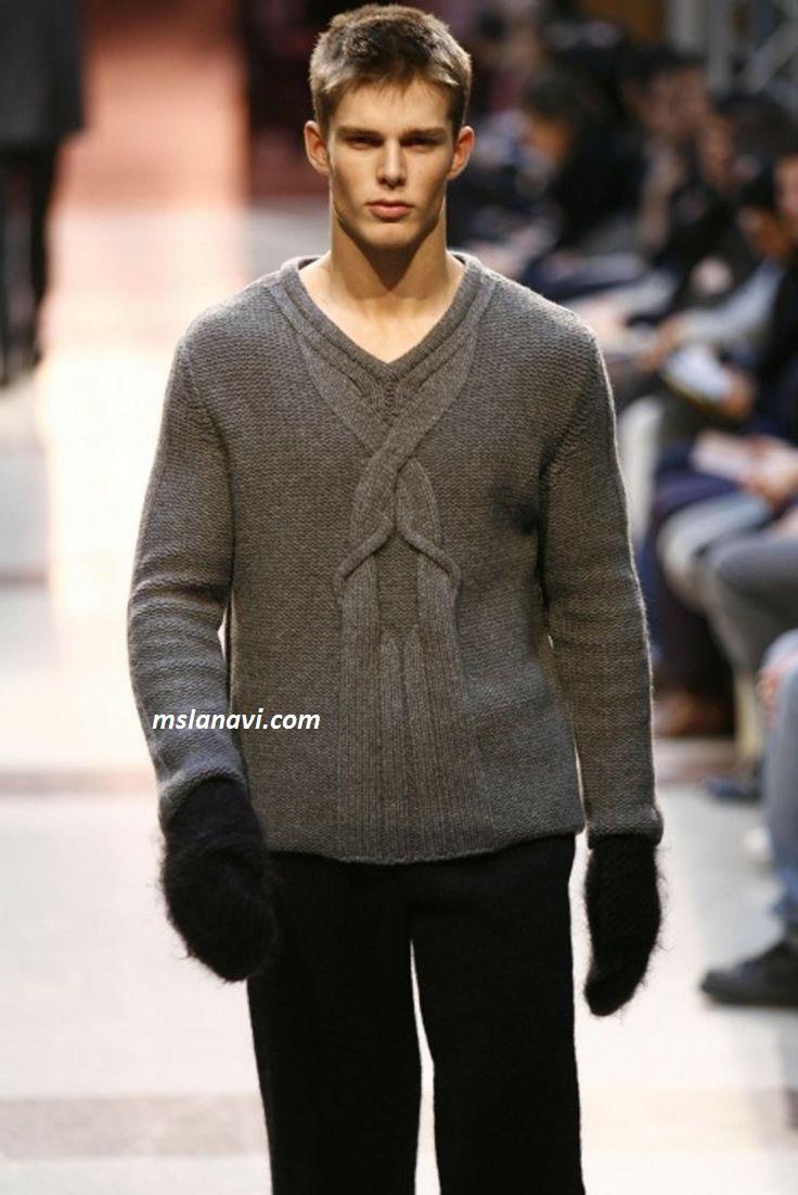 有趣的男式毛衣 - maomao - 我随心动