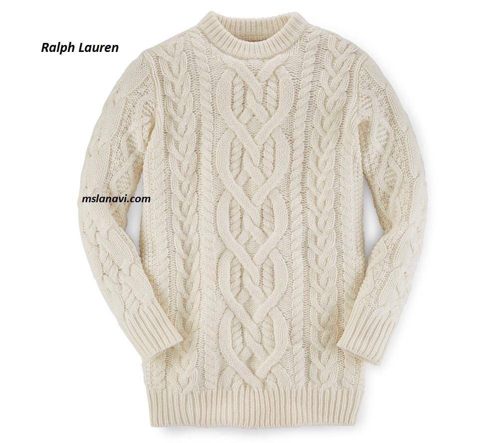 схемы вязания моделей от ralph lauren