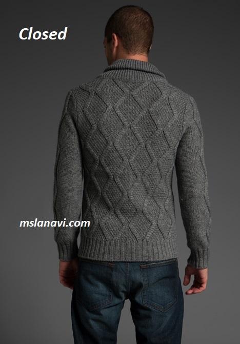 Схема вязания свитер аран фото 163