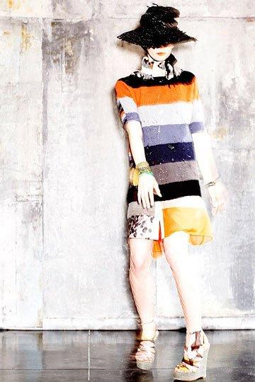 модные вязаные модели
