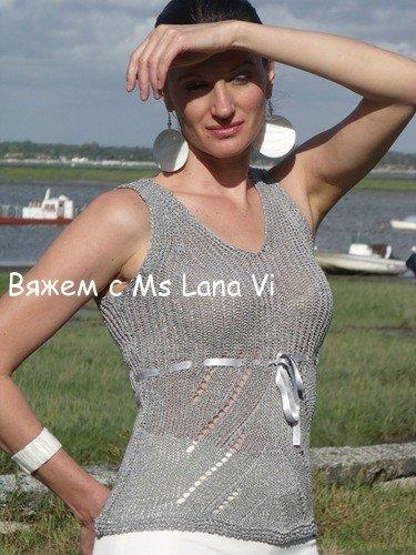 Вяжем с Ms Lana Vi