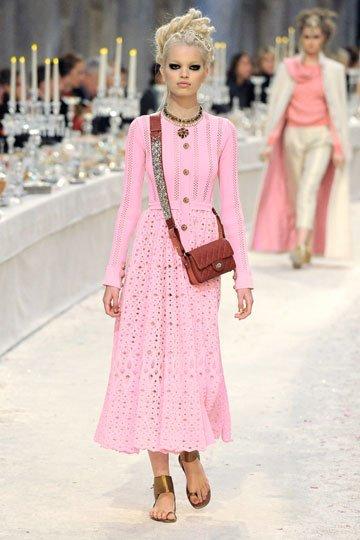 модные вязаные модели 2012