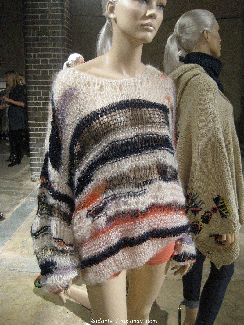 модное вязание для женщин
