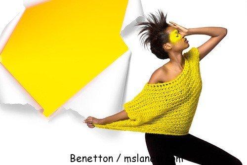 одежда бенеттон 2012