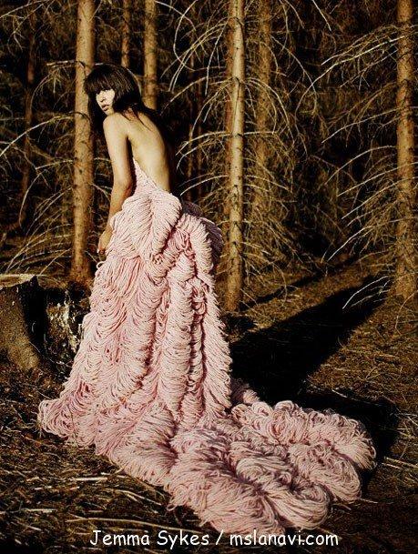 самые шикарные свадебные платья фото