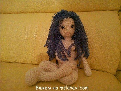 куклы вязаные