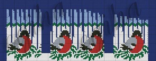 вязание детский свитер 4