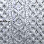 Пуловер для мальчика узор
