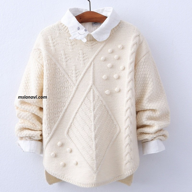 свитер детский вязаный схемы