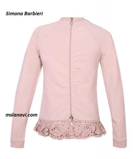 Детский пуловер от Simona Barbieri
